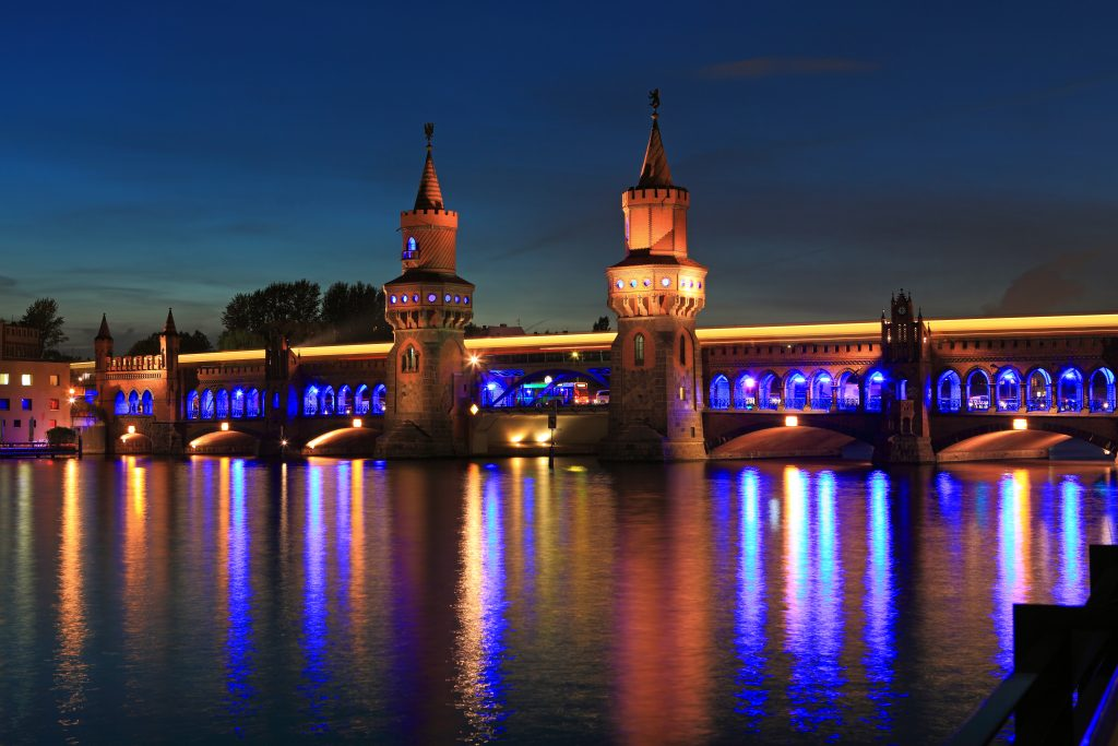 Oberbaumbrücke ◆ präsentiert von BASF
