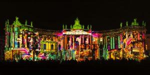 Bebelplatz ◆ 360° Bespielung ◆ Opera et Luce