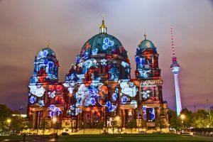 Berliner Dom ◆ Der Dom trägt neue Kleider ◆ powered by Wunderkind