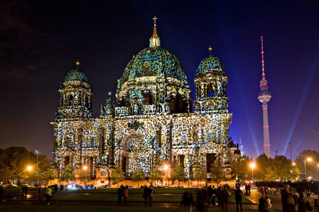 Berliner Dom ◆ Der Dom trägt neue Kleider ◆ präsentiert von Wunderkind
