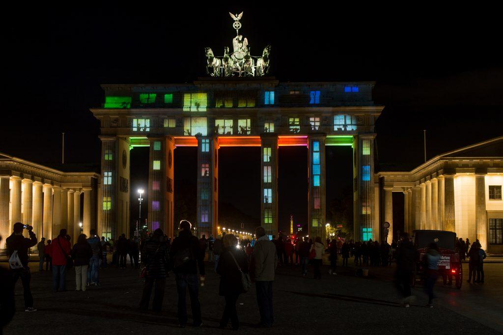 Brandenburger Tor ◆ Wohnen im Brandenburger Tor ◆ präsentiert von Gilde