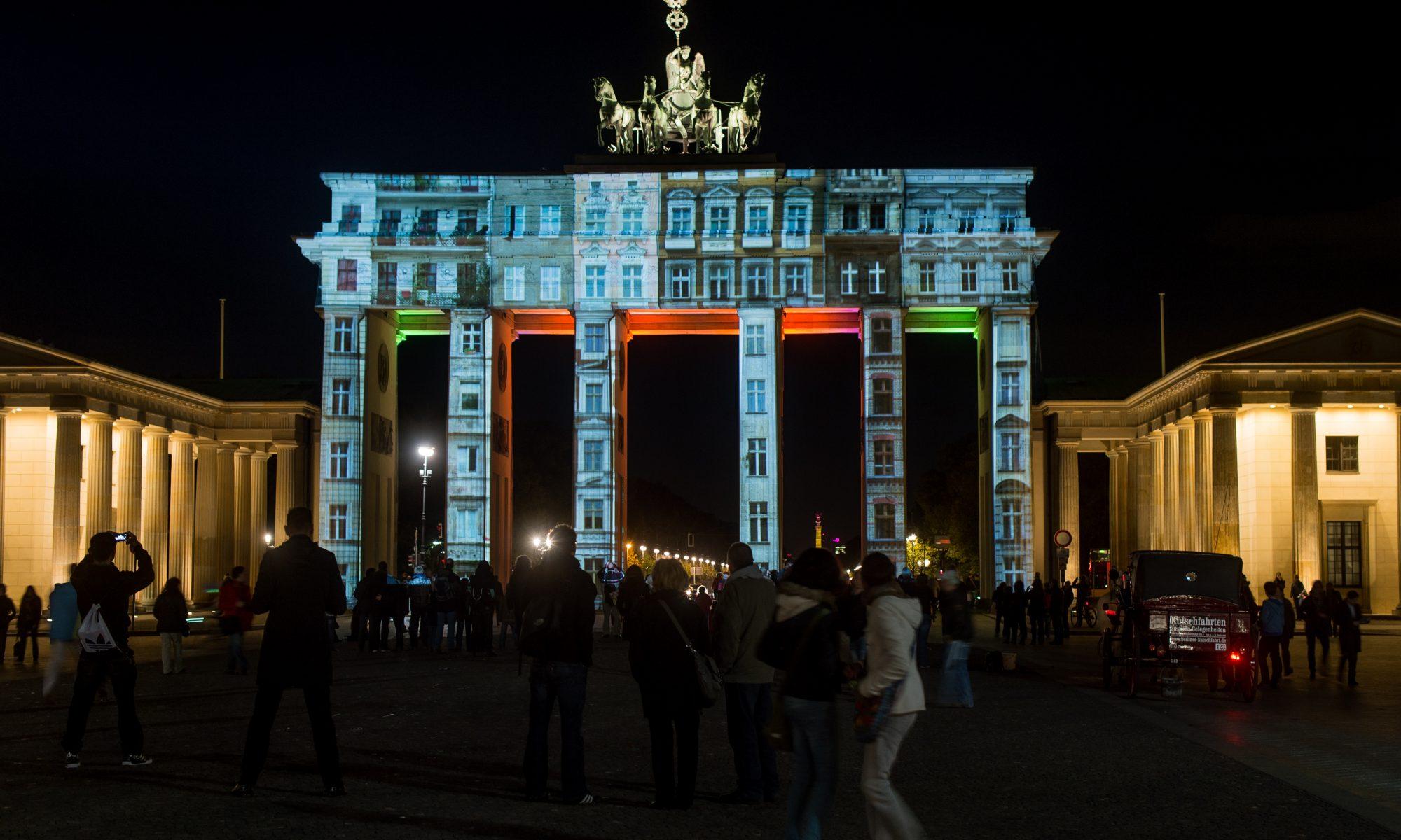 Brandenburger Tor ◆ Leben im Brandenburger Tor ◆ powered by Gilde