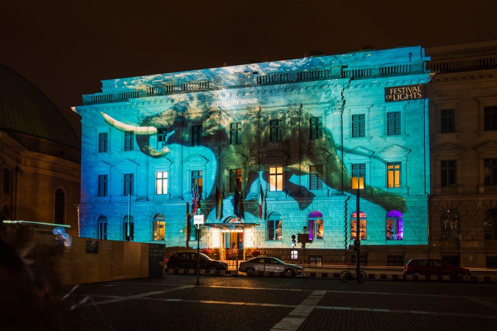 Hotel de Rome ◆  präsentiert von Lumas