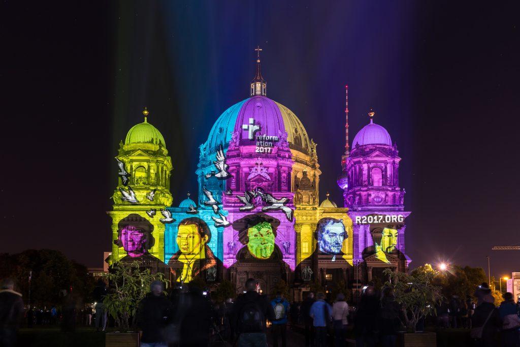 Berliner Dom ◆ With love to Berlin ◆ präsentiert von Zander & Partner