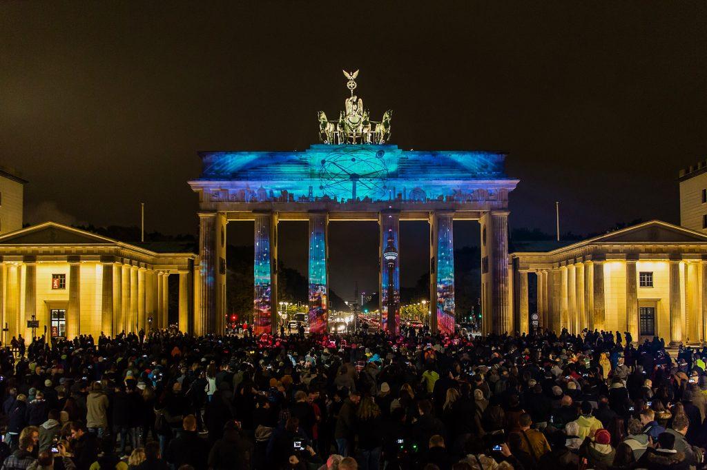 Brandenburger Tor ◆ World Championship ◆ präsentiert von E.ON
