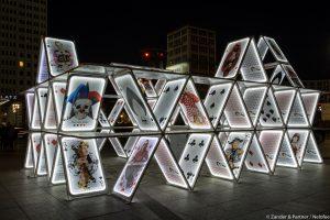 Potsdamer Platz ◆ House of Cards