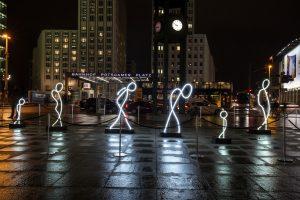 Potsdamer Platz ◆ My Light is your Light