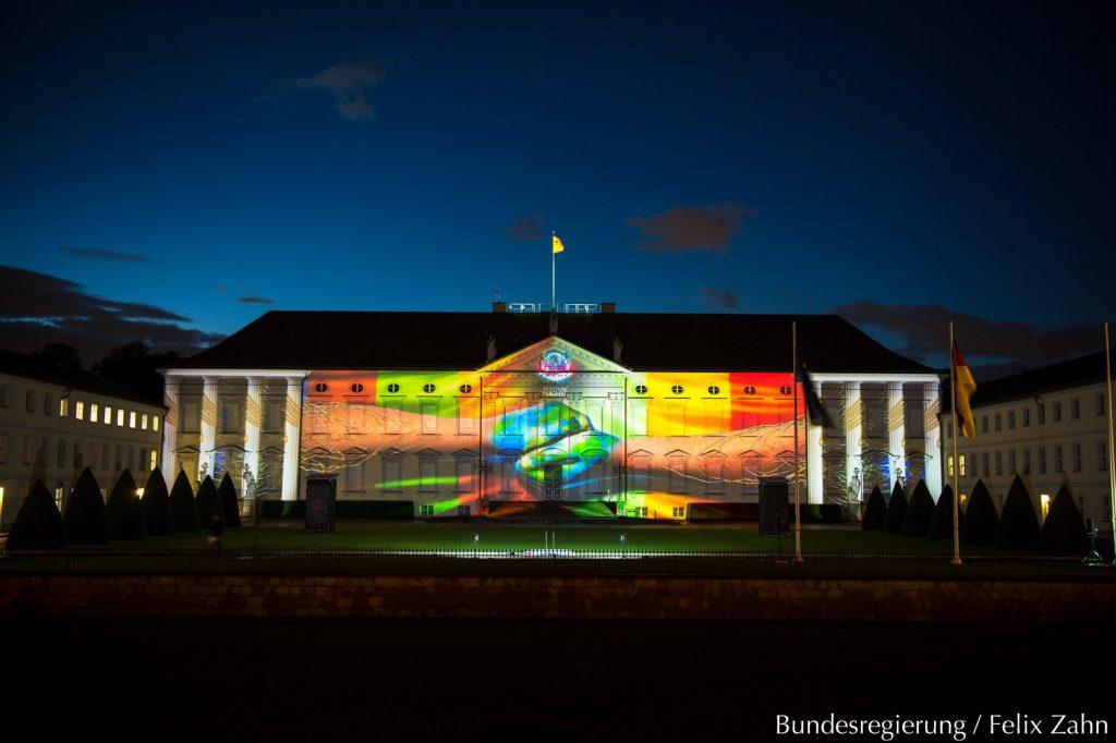 Schloss Bellevue ◆ Sonderaward ◆ präsentiert vom Bundespräsidialamt
