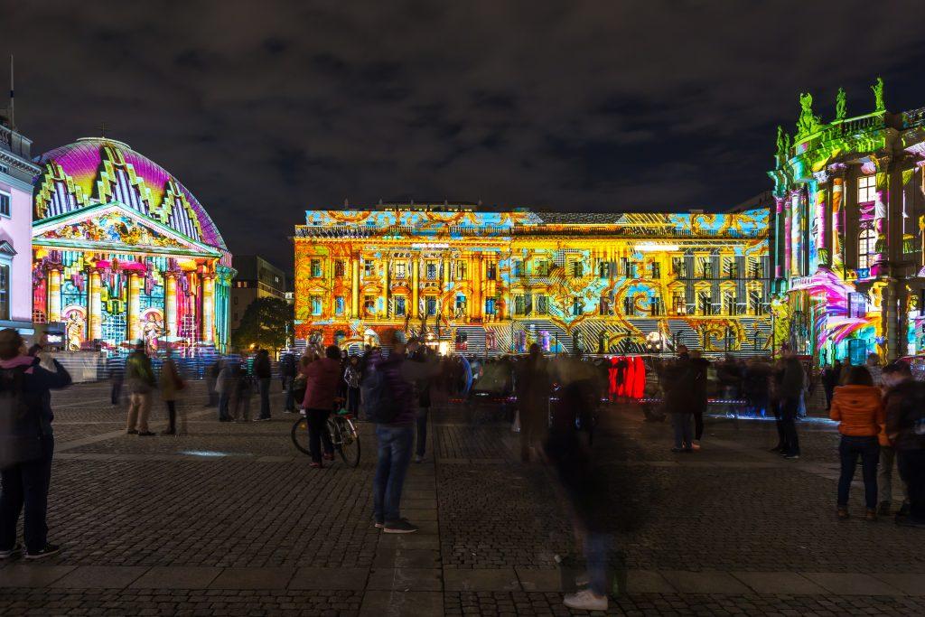 Bebelplatz ◆ 360° Inszenierung ◆ Opera et Luce