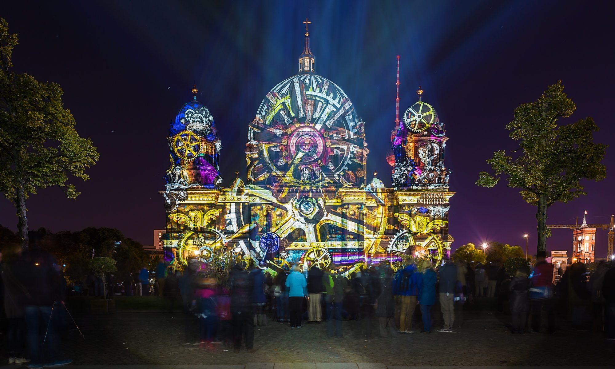 Brandenburger Tor ◆ With love to Berlin ◆ powered by Zander & Parnter