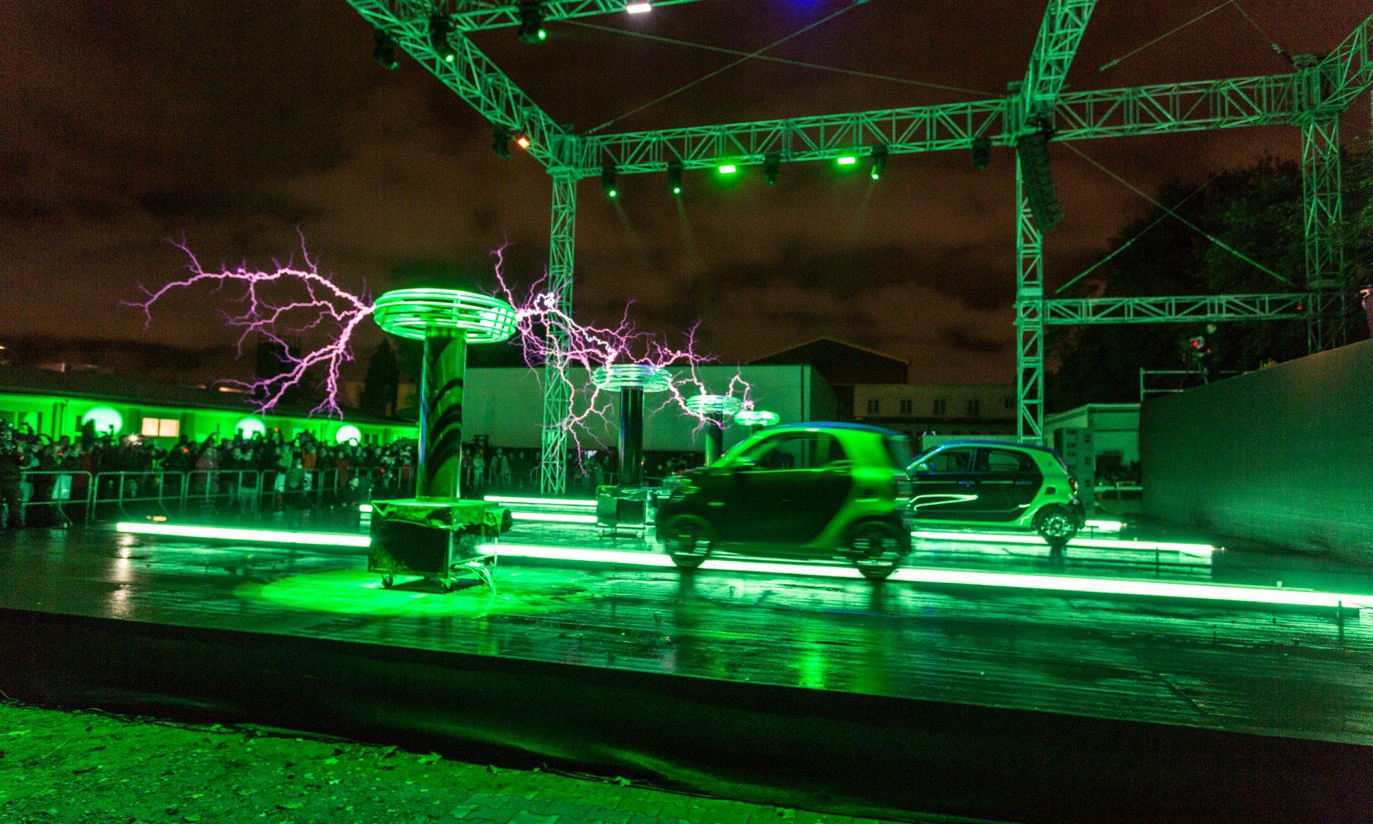 Electric Symphony ◆ präsentiert von SMART