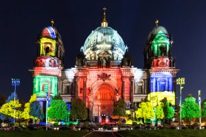 Berliner Dom ◆ World Championship of Projection Mapping ◆ präsentiert von E.ON