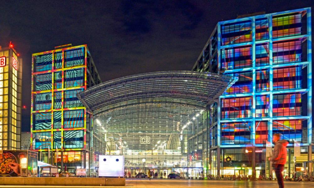 Berliner Einkaufsbahnhöfe