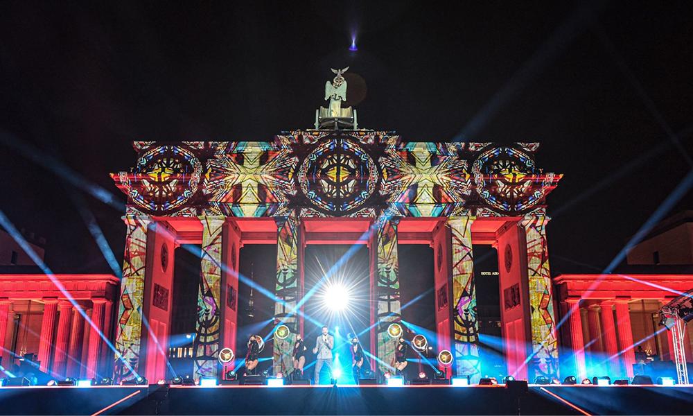 Brandenburger Tor by ZDF